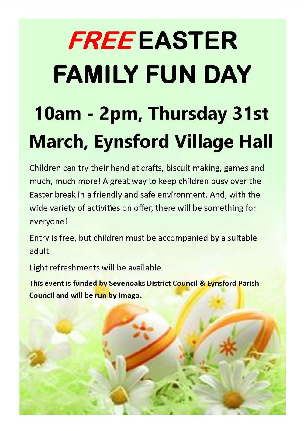 Free Family Fun Day