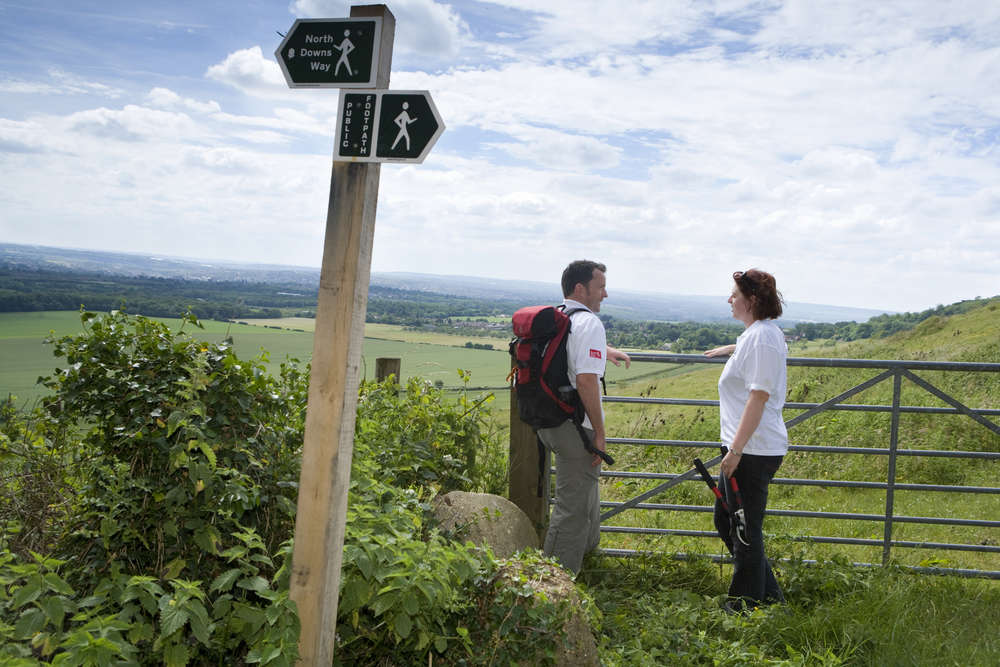 Kent County Council search for Countryside Access Wardens