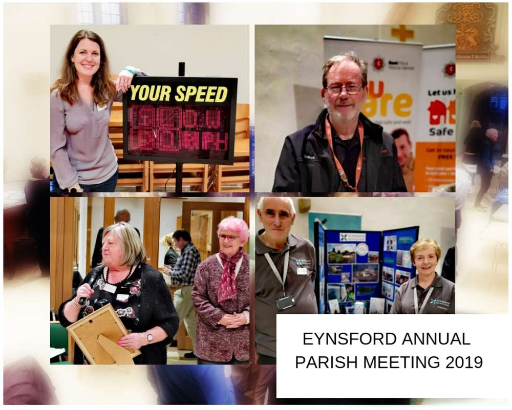Latest news from the Annual Parish Meeting