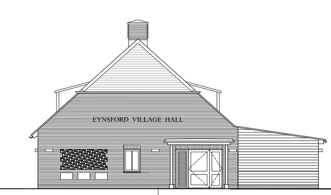 Planning Consent for New Village Hall!