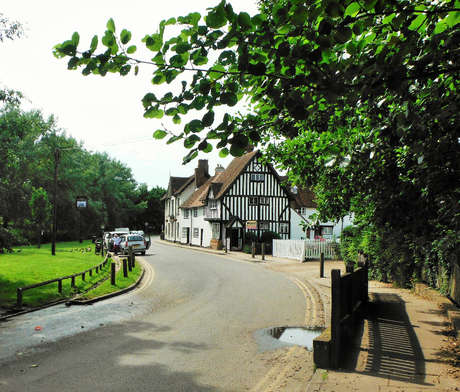 Around Eynsford